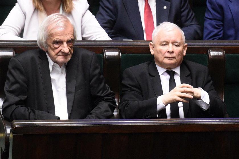 Awantura w Sejmie. Pokłócili się o pedofilię