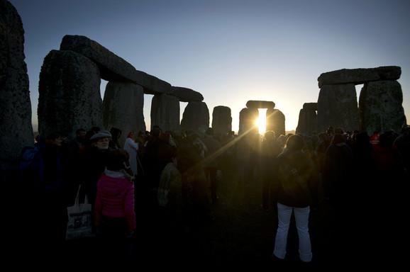 Stounhendž, koji je građen u nekoliko faza u trećem milenijumu p.n.e, deo je svetske baštine pod zaštitom UNESCO