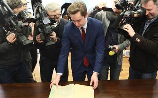 Kaleta: Rezygnacja Rabieja z prac w komisji weryfikacyjnej była konieczna