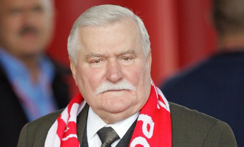 Lech Wałęsa chce powtórzenia procesów, które przegrał.