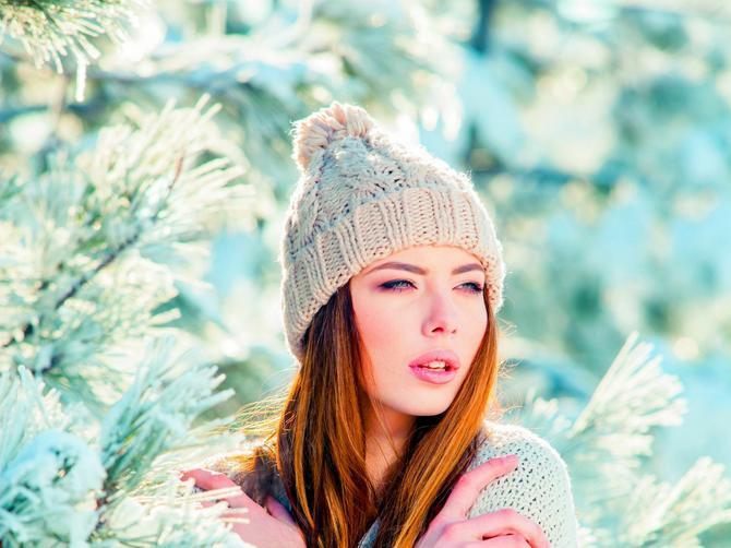 Kako se negujete zimi, vidi se leti: Pomozite koži da preživi hladnoću