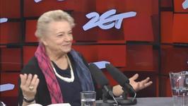 Anna Seniuk opowiada o tym, jak się mieszkało w pałacu