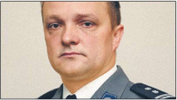 mł. insp. Robert Opozda   radca w Wydziale Koordynacji Szkolenia i Doboru Biura Kadr i Szkolenia KGP
