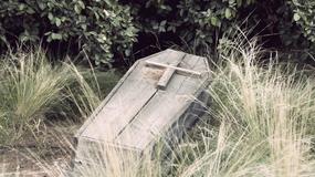 Pogrzebani żywcem - to historie z najgorszych koszmarów