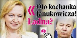 Oto kochanka Janukowycza! Ładna?
