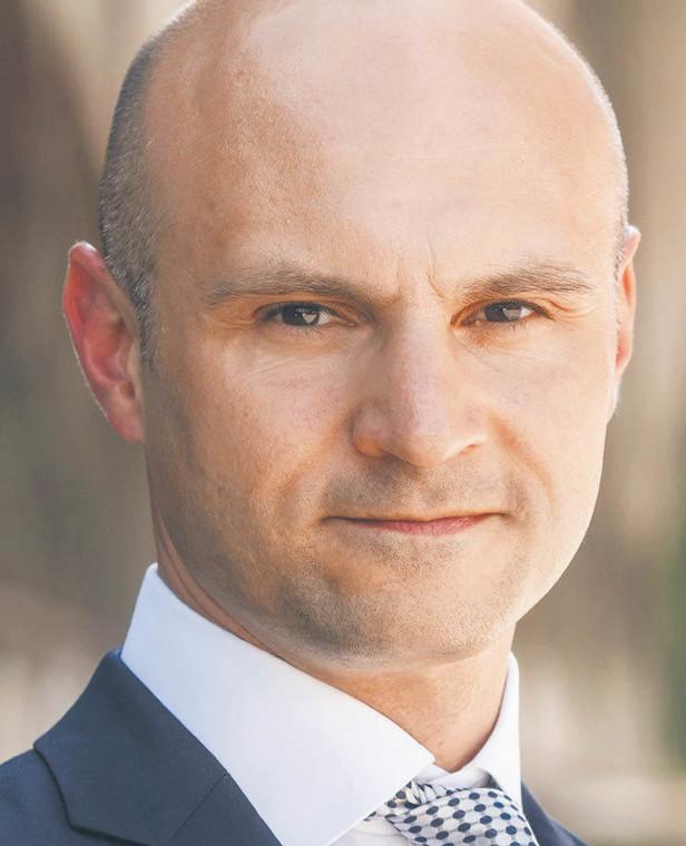 Dariusz Mazurkiewicz, prezes Polskiego Standardu Płatności, operatora systemu BLIK  fot. mat. prasowe