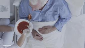 Szpitalne jedzenie