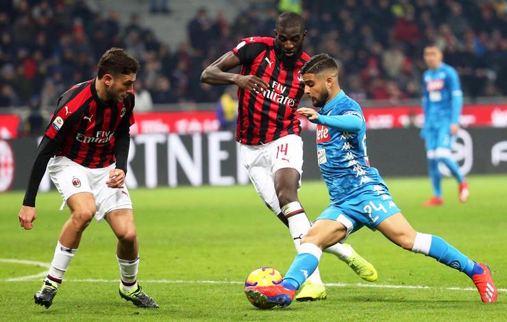 FK Milan, FK Napoli