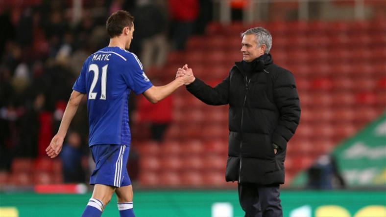 Mourinho: 'Matić perfekcyjny dla United