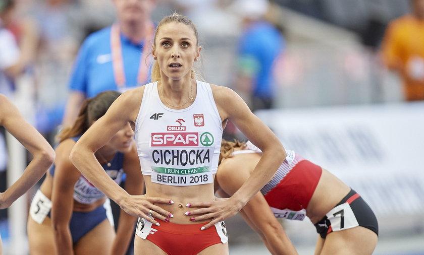 Angelika Cichocka wyleczyła kontuzję