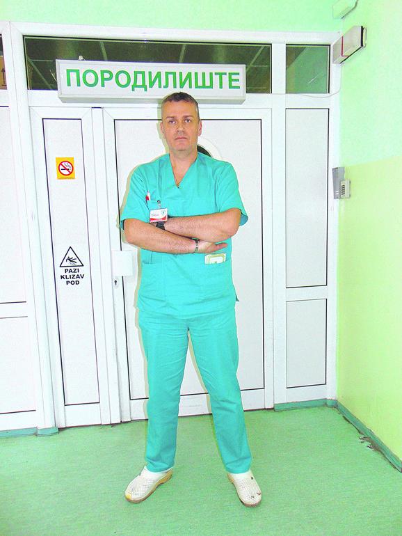 Porodilja nije imala kontakt s drugim pacijentima: dr Predrag Vukomanović