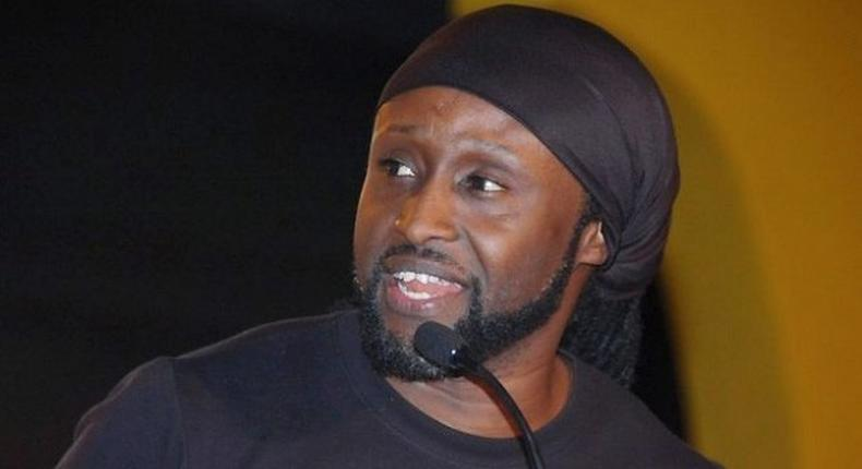 Reggie Rockstone who recorded five studio albums under his name between 1994 and 2014 and is now a member of the VVIP trio
