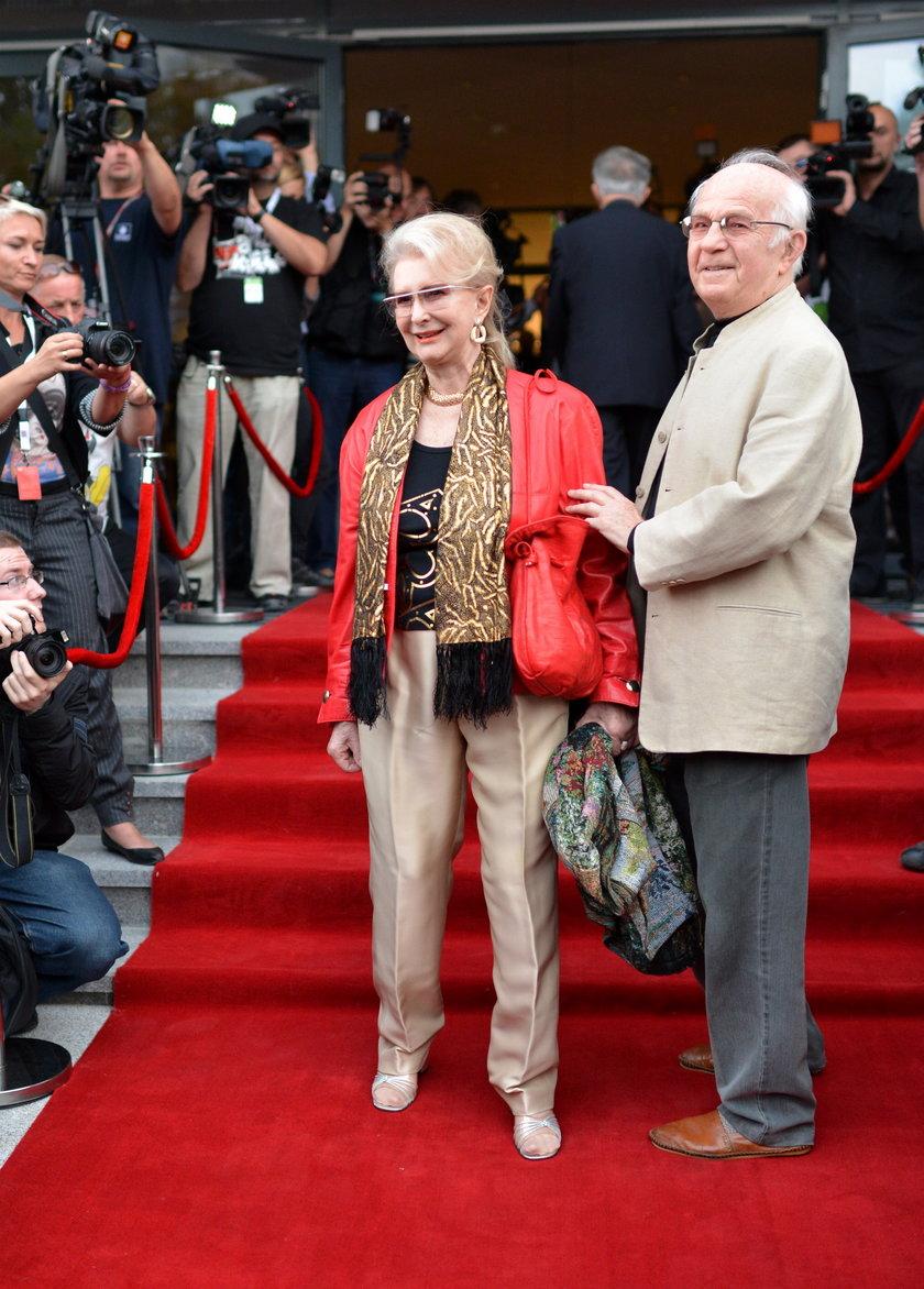 Jadwiga Barańska i Jerzy Antczak
