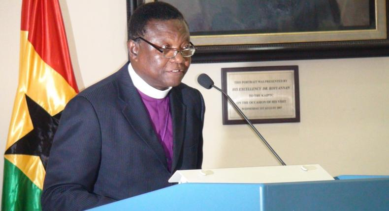 Prof Emmanuel Asante, Chairman of the National Peace Council