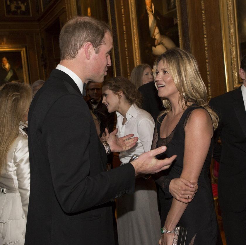 Impreza na zamku Windsor