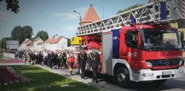 Wypadek na służbie. Strażacy tuszowali okoliczności śmierci 23-latka!