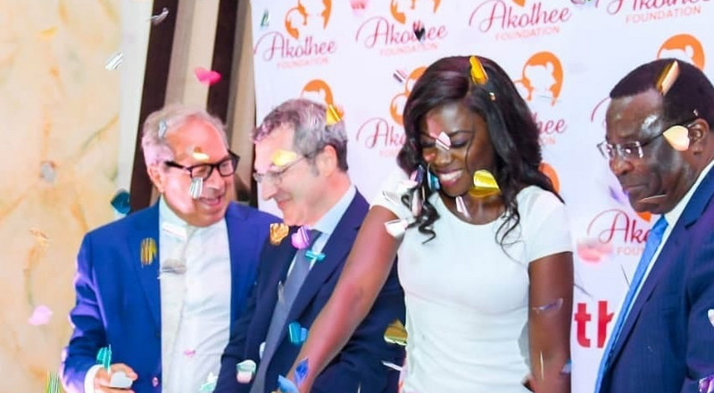 Akothee opens up on how people have been frustrating her after launching own Foundation