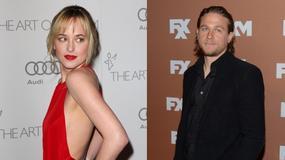 """Producenci """"50 twarzy Greya"""": Charlie Hunnam i Dakota Johnson to najlepszy wybór"""
