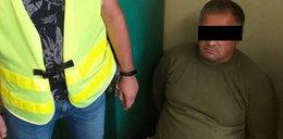 Kryminalista skatował paniąHalinęna śmierć