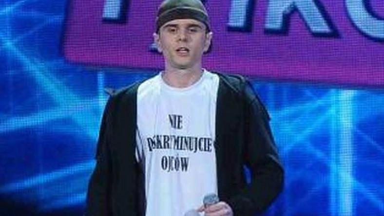 """Sebastian Białek jest już drugim wykonawcą hip hopowym w finale """"Must be the music"""""""