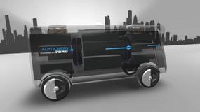 Ford Autoliveries: dostawczak przyszłości