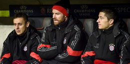 Lewandowski zaczynał na ławce! Bayern znów kiepsko...