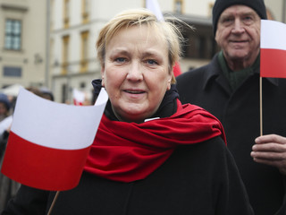 Polish Independence Day celebration