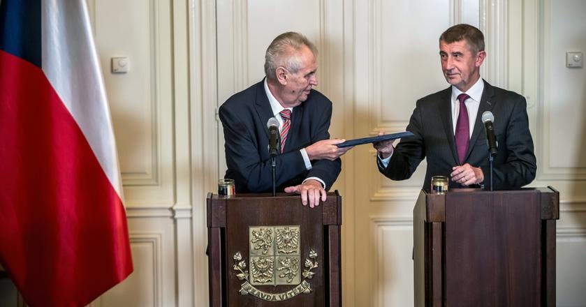 Spółka zależna Agrofertu Andreja Babisza wchodzi na polski rynek chemiczny. Sam Babisz ma zostać kolejnym premierem Czech