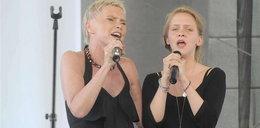 Błaszczyk śpiewa z córką