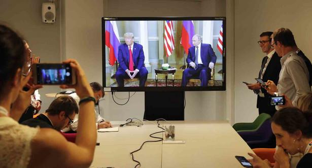 Jednym z elementów polityki Trumpa jest dążenie do zmniejszenia deficytu handlowego USA z innymi krajami, w tym z Chinami.