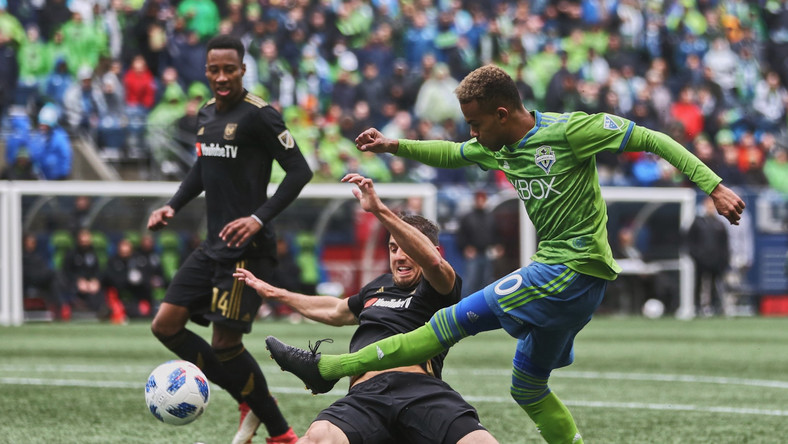 Handwalla Bwana Seattle Sounders MLS