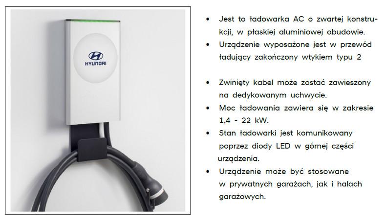 Ładowarka Hyundaia