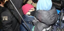Babcia Kasia o zatrzymaniu: Zdarto ze mnie ubranie. Miałam wyginane ręce i palce
