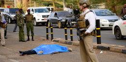 Mężczyzna zastrzelony przed ambasadą USA