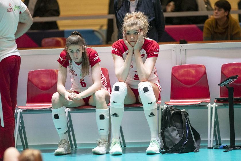 Ich szanse na spełnienie olimpijskiego marzenia przekreśliła porażka z Turcją 2:3 w półfinale kwalifikacji olimpijskich w Apeldoorn