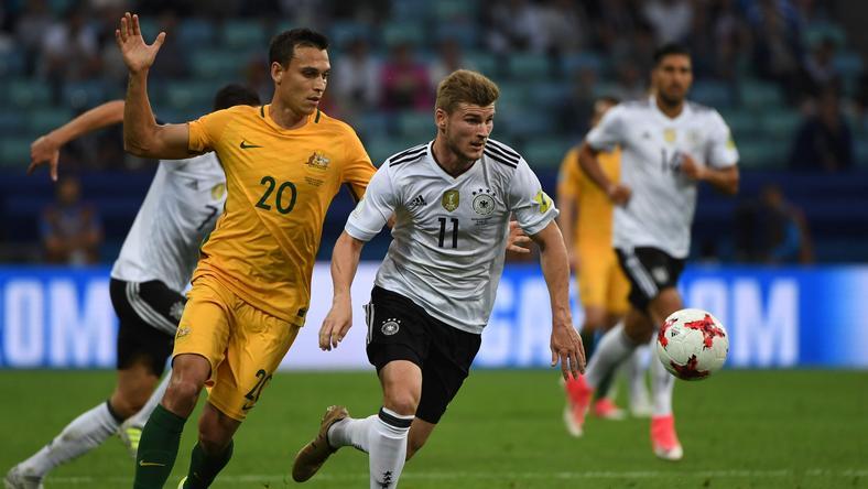 Australia – Niemcy
