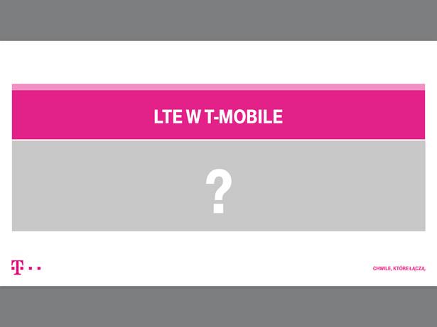 LTE w T-Mobile