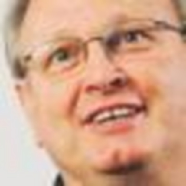 Larry Birdwell, strateg ds. zabezpieczeń firmy Grisoft, dystrybutora oprogramowania antywirusowego Fot. Arch.