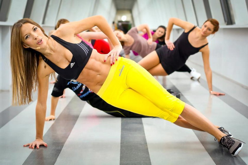 Ewa Chodakowska trening