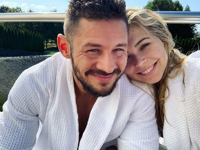 Sandra Kubicka i Kaio Alves Goncalves