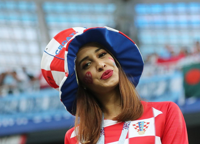 Još jedna prelepa Hrvatica