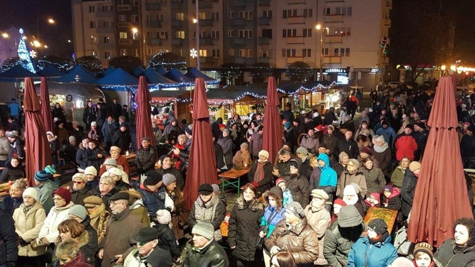 Wigilia miejska na Starym Rynku