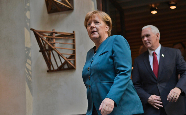 W Niemczech po krótkim okresie słabości kierowany przez Angelę Merkel blok partii chadeckich CDU/CSU ponownie wyprzedził w sondażach SPD