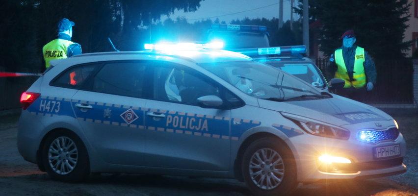 Strzały w centrum Niemczy! Zabójca w rękach policji