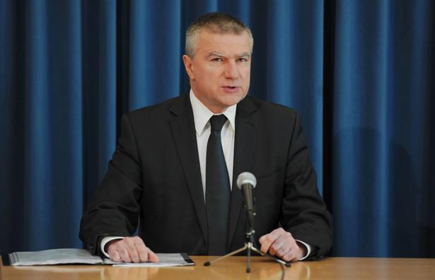 Paweł Graś, rzecznik rządu