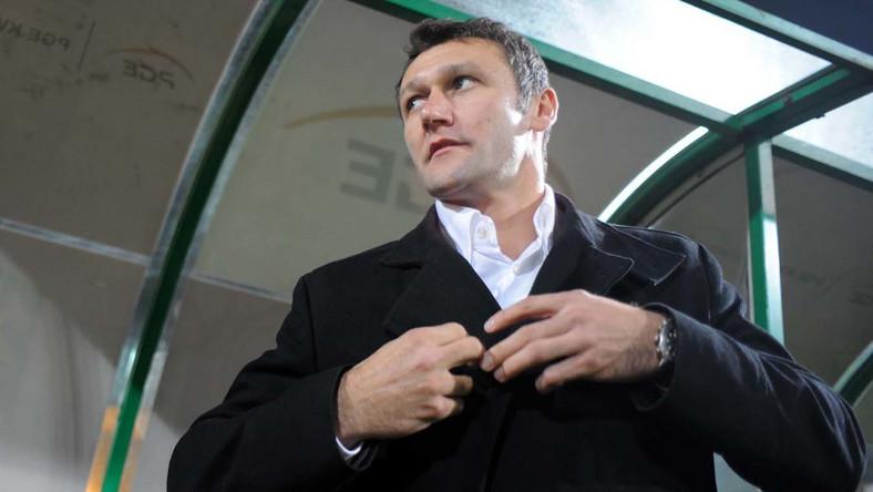 Artur Płatek w meczu z Arką Gdynia nie zasiądzie na ławce trenerskiej Cracovii
