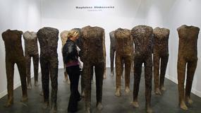 Nieznane rzeźby Magdaleny Abakanowicz na wystawie w Rzeszowie