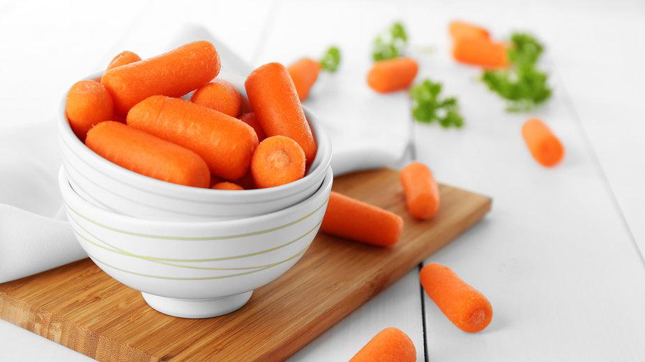Ile kalorii ma marchew? Źródło cennego błonnika
