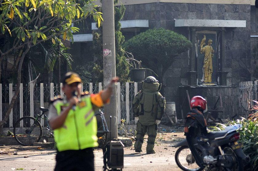 Zamach w Indonezji