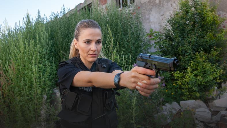Policjantki I Policjanci Poznaj Nową Bohaterkę Plejadapl